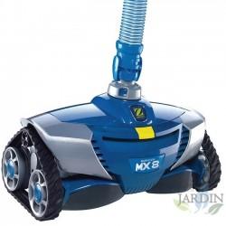 Zodiac MX8 Hydraulic Funds