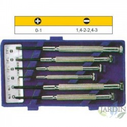 Mini watchmaker screwdriver kit