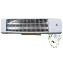 Calefactor de baño para pared 400W-800W