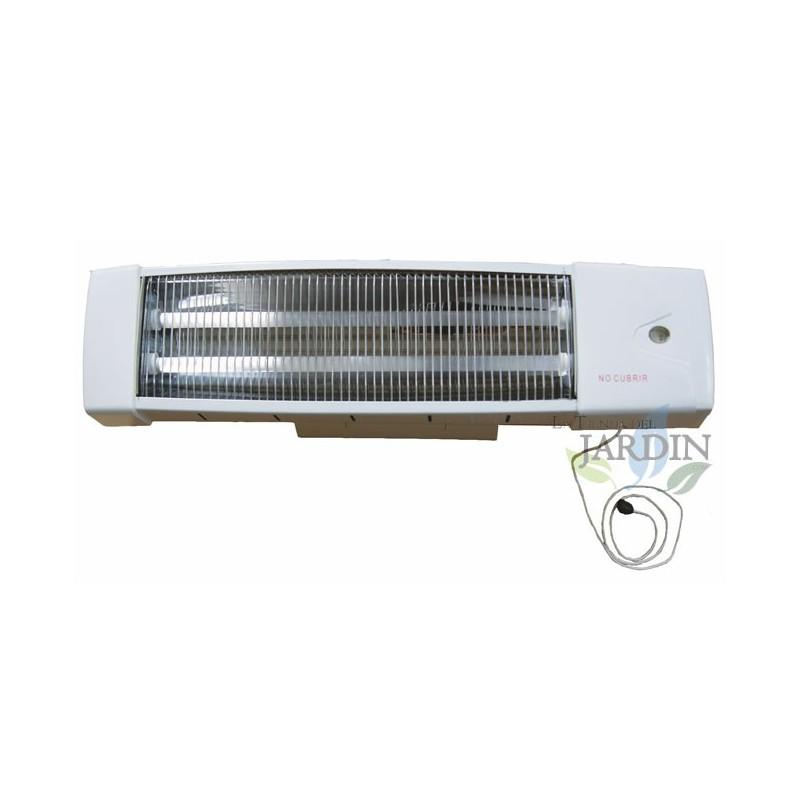 400w 800w Wall Mounted Bathroom Heater, Wall Mounted Bathroom Heater