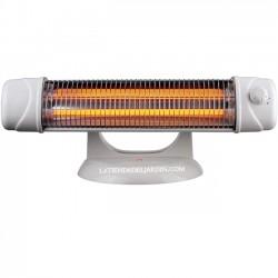 Radiador infrarrojo de baño con pie 600W-1200W