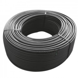Microtubo mando hidráulico 6x8 mm. Bobina 200 mts