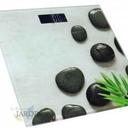 Precision digital bathroom scale 180 Kg, model Piedras