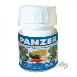 Fungicida Panzer anti-mildiu 100cc. Recomendado Vid