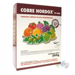 Cobre Nordox fungicida 200 gr, 75% oximo cuproso