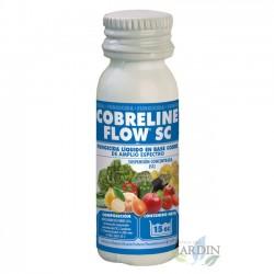 Cobreline fungicida liquido en base cobre de amplio espectro 15 cc