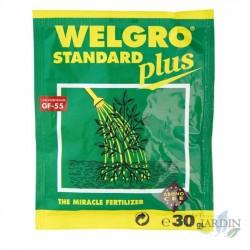 Fertilizante Welgro Standard Plus 30 gr. Recomendado para todas las aplicaciones