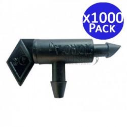 Laminar dripper 8 l / h. 1000 units