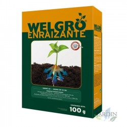 Fertilizante Welgro enraizante 100gr. Alto contenido fósforo