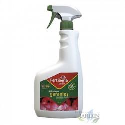 Antiplagas geranios 750 ml contra pulgones y mosca blanca