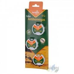 Trampa Antihormigas cebo. 3 envases de 5 gr