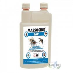 Insecticida concentrado Massocide 1 litro