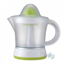 Exprimidor eléctrico verde 40W, jarra 1.20 L