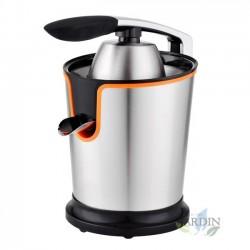 Exprimidor inoxidable con brazo 300W 0.40 L para facilitar la extracción de zumo
