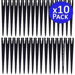 Soporte Microtubo 10 piezas para tubos de 3 a 7 mm