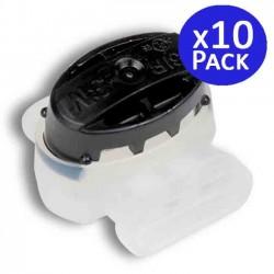 3-wire waterproof connector ...
