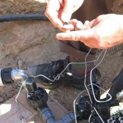 Conector estanco 3 cables eléctricos DBM 1,5 mm 30V máximo
