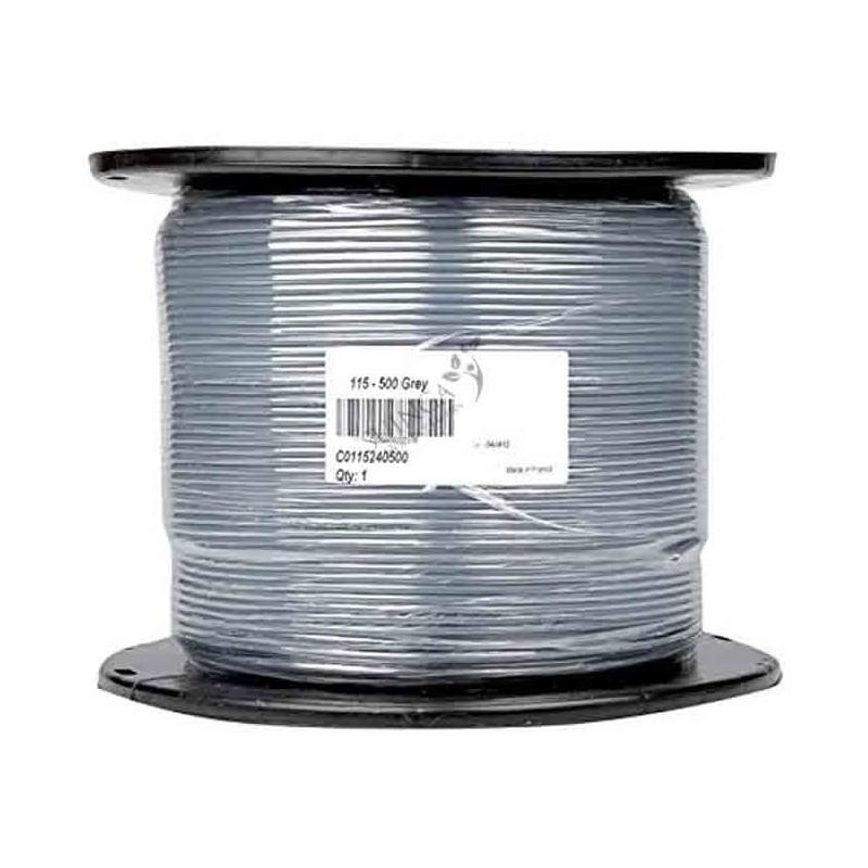 Cable eléctrico flexible 1 x 1,5 mm2 PVC, bobina 500 mts
