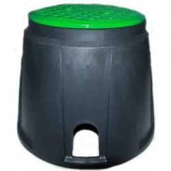 Medium round irrigation box