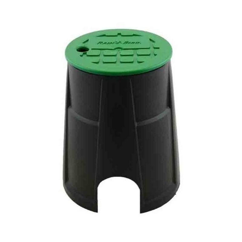 Small round irrigation box