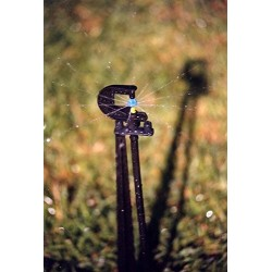 Microaspersor de riego 360º 12 chorros. 100 unidades