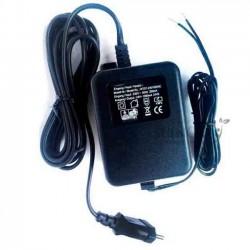 Transformador eléctrico 220V - 12V DC 1,5 Amperios