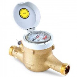 Multiple Jet water meter