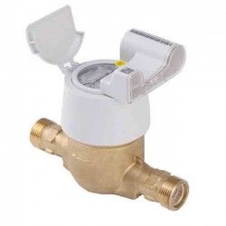 Communication module for water meters