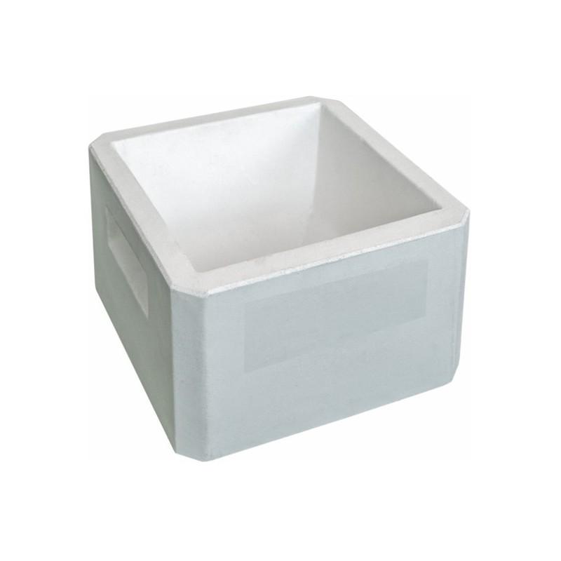 7 liter concrete dog bowl