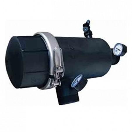 "Filtro de anillas 63mm - 2"" con abrazadera metálica"
