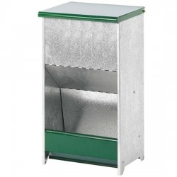 Dog food dispenser feeder 36x28x61 cm