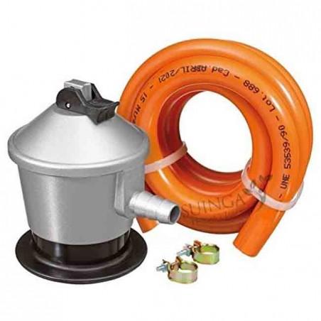 Butane and Propane Gas Regulator Kit