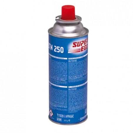 Cartucho gas butano y propano