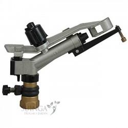 Adjustable K1 irrigation cannon