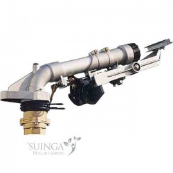 Adjustable Wing irrigation cannon, 22 to 52 meters