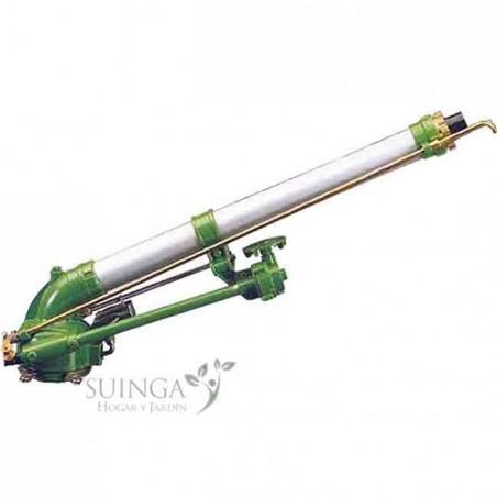 Adjustable Mariner irrigation cannon, 42 to 67 meters