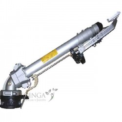 Kronos flange irrigation cannon