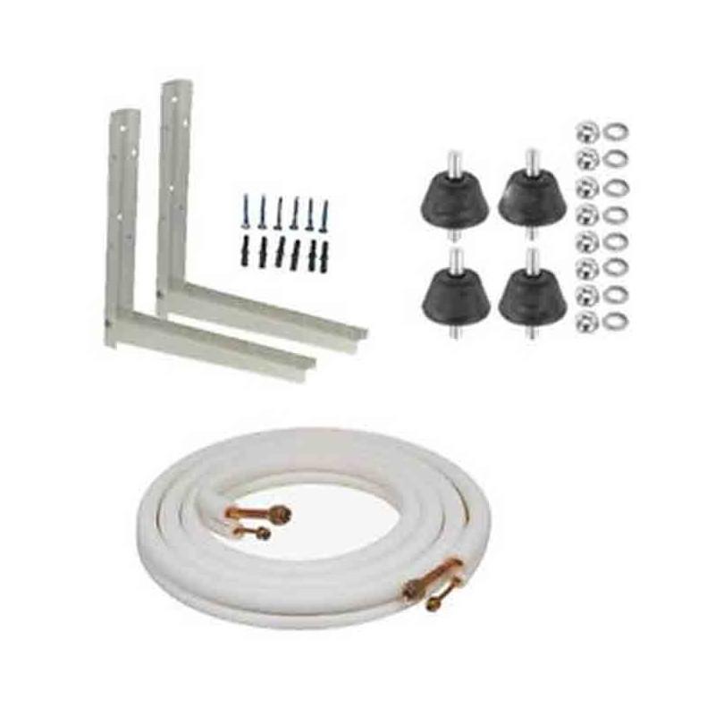 """Kit instalación aire acondicionado 1/4""""-1/2"""" hasta 3200w"""