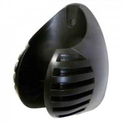 Soporte colgador para mangueras de riego en espiral 9mm 15 mts
