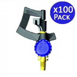Microaspersor Bailarina 360º alcance regulable. 100 unidades