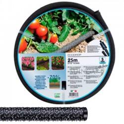 Porous exudant garden hose...