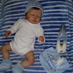 Reborn Kit Harper elaborado por Reborn Baby Miriam