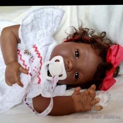 Reborn Shyann Birracial by Reborn Baby Miriam