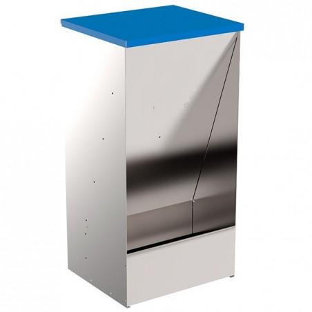 Automatic dog feeder 50 liters 40x35x80 cm