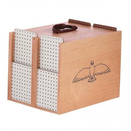 Transportin madera palomas 8 departamentos