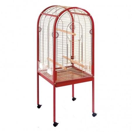Curved parrot birdhouse model Italia 85x54x155 cm