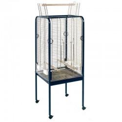 Straight parrot birdhouse model Corsica 85x54x150 cm