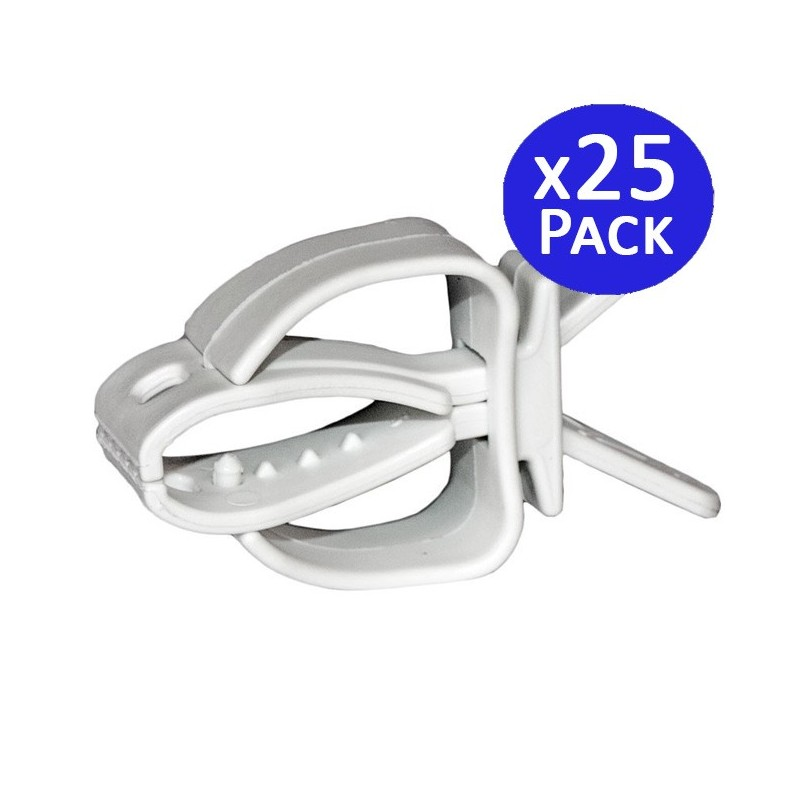 Universal clamp clamp. 25 units
