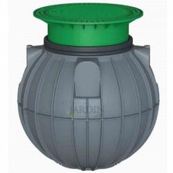 Underground septic tank 600 liters