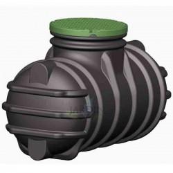 1000 Liter unterirdische Klärgrube